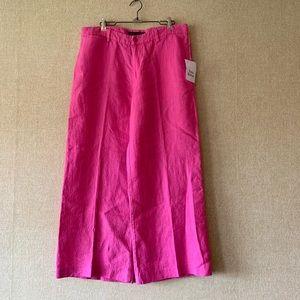 Ralph Lauren Pink Wide Leg 12